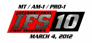 IFS10 Championship Results - March 4, 2012