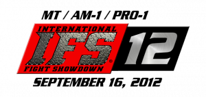 IFS12 Championship Results - September 16, 2012
