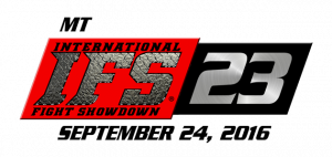 IFS23 Championship Results - September 24, 2016