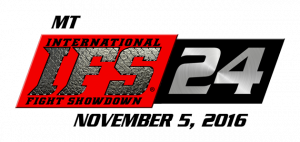 IFS24 Championship Results - November 5, 2016