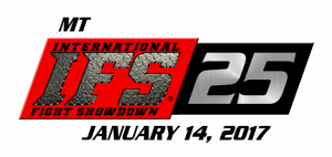 IFS25 Championship Results - January 14, 2017