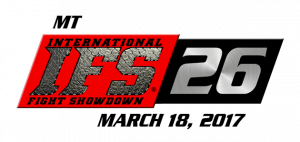 IFS26 Championship Results - March 18, 2017