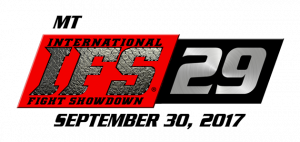 IFS29 Championship Results - September 30, 2017