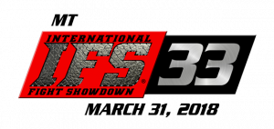 IFS33 Championship Results - March 31, 2018