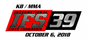 IFS39 Championship Results - October 6, 2018