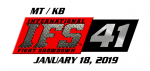 IFS41 Championship Results - January 18, 2019